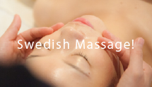 Swedish Massage!